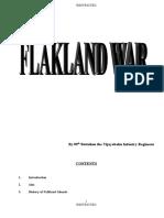 Falkland war Script