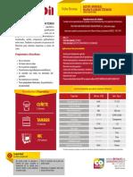 Data Sheet - ACEITE GRADO TÉCNICO Delta Oil