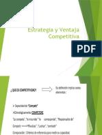 Competitividad y estrategia