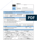 01-IV - FUE - Conformidad de Obra y Declaratoria de Edificación