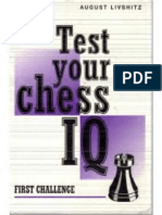 Livshitz - Test your chess IQ 1 - First Chalenge.pdf
