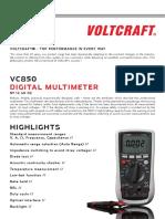 datasheet-124602-handheld-multimeter-digital-voltcraft-vc850-cat-iii-1000-v-cat-iv-600-v-display-counts-6000