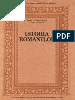 Istoria Românilor (P.P.Panaitescu-manual 1942; retipărit 1990)