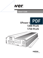 XANTREX XPOWER INVERTER 1200_1750