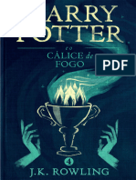Harry Potter e o Calice de Fogo - J. K. Rowling