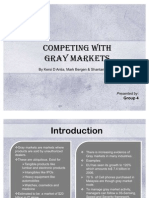 Gray Markets_Group 4