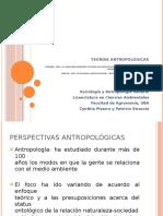PPT ESCUELAS ANTROPOLÓGICAS