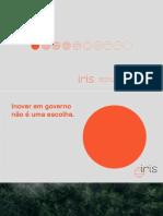 Jessika Moreira - Coordenadora do Íris, Laboratório de Inovação e Dados do Governo do Estado do Ceará