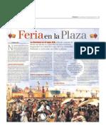 Feria en La Plaza