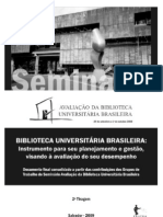 Biblioteca universitaria brasileira