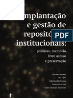 Implantacao Repositorio Web