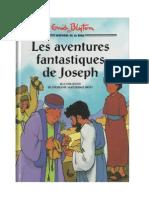 Blyton Enid Bible Les Aventures Fantastiques de Joseph