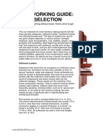 WOODWORKING GUIDE - Understanding Lumber & Plywood