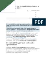 Decreto 2649 fue derogado integralmente a partir del año 2020.docx