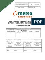 P-DGM-MEC-007 Proc. General de Desarme REV 1