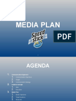 Media Plan Presentation.