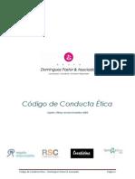 Código de Conducta Ética - Regalo Responsable 2009
