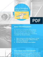 presentation - how to strengthen bps slides
