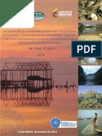 Informe Tecnico Final Cienaga Grande de Santa Marta 2014