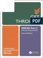 [Get through] Chu, Justin_ Clark, T. Justin_ Coomarasamy, Arri_ Smith, Paul Philip - Get through MRCOG part 3_ clinical assessment (2019, CRC Press).pdf