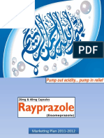 Ray Pharma Marketing Plan