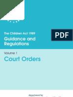Children Act 1989 Guidance[1]
