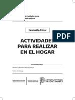 CUADERNILLO DE CONTINUIDAD PEDAGOGICA NIVEL INICIAL SERIE 2 Nivel Inicial.pdf