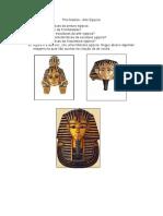 Pré-história e Arte Egípcia