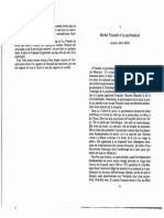 J-A Miller Foucault et la psychanalyse