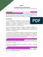 ANEXO 2 AL LINEAMIENTO DE PRÁCTICAS PROFESIONALES CRI..