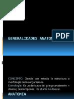 CLASE I ANATOMIA GENERALIDADES..pptx
