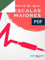 Escalas Maiores - Como Montar Qualquer Escala_materia-De-Apoio
