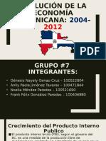 Evolución de la economía dominicana.pptx