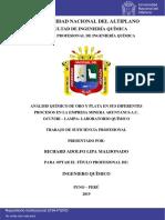 Analis quimico oro y plata Tesis Peru.pdf