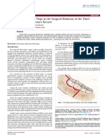 the-different-types-of-flaps-in-the-surgical-relations-of-the-thirdimpacted-molarsliterature-review-2161-1122-1000425