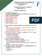 CUESTIONARIO ECOLOGIA 3er PARCIAL