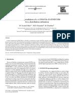 Design and installation of a ±250 kVAr D-STATCOM for a distribution substatio