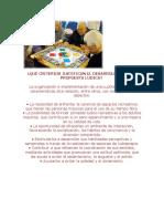 QUÉ CRITERIOS JUSTIFICAN EL DESARROLLO DE ESTA PROPUESTA LÚDICA.docx