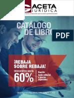 CATALOGO LIBROS