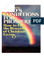 God's Conditions For Prosperity - Charles Hunter