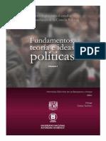 Fundamentos, teorías e ideas políticas (Sanchez)