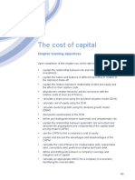4_ Notes Cost Of Capital