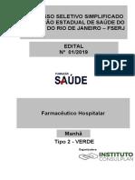 FARMACÊUTICO HOSPITALAR – TIPO 2 – VERDE.pdf