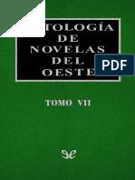 Varios - Antologia De Novelas Del Oeste - Tomo VII