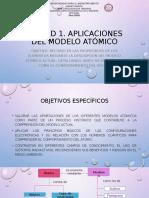 Unidad 1. Aplicaciones del modelo átomico [Autoguardado] [Autoguardado]