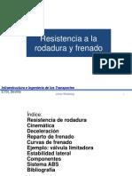 Dinamica longitudinal FRENADO