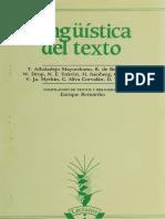 BERNARDEZ E (comp) - Lingüistica del texto.pdf