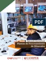 DV54 DIPLOMADO PLANTAS DE PROCESAMIENTO DE MINERALES.pdf