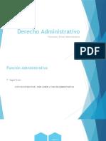 Derecho Administrativo - Formas y Relac