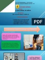 DIÁLISIS PERITONEAL EN NIÑOS